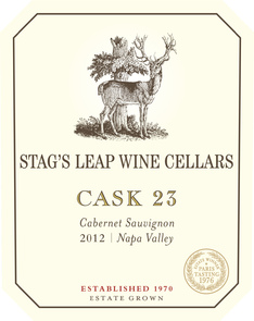 Stag's Leap Wine Cellars Estate CASK 23 2012