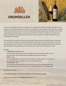 Drumheller Media Overview