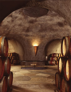 Stag's Leap Wine Cellars - Round Room