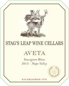 Stag's Leap Wine Cellars AVETA Sauvignon Blanc 2013