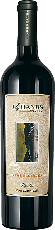 14 Hands 2015 The Reserve Merlot Horse Heaven Hills