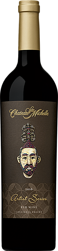Chateau Ste. Michelle Artist Series - Guardian Label Columbia Valley