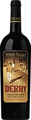 Spring Valley Vineyard Derby Cabernet Sauvignon Walla Walla Valley