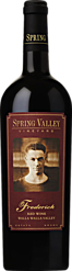 Spring Valley Vineyard Frederick Red Wine Walla Walla Valley
