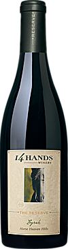 14 Hands 2014 The Reserve Syrah Horse Heaven Hills