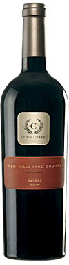 Conn Creek Malbec Red Hills Red Hills Lake County