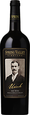 Spring Valley Vineyard Uriah Red Wine Walla Walla Valley