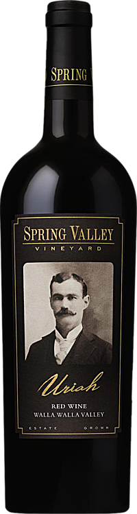Spring Valley Vineyard Uriah Red Wine Walla Walla Valley