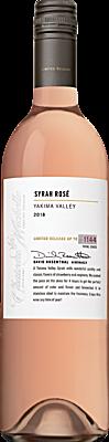 Chateau Ste. Michelle Syrah Rosé Limited Release Bottle