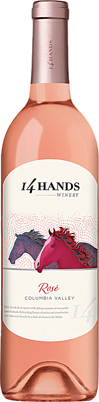 14 Hands 2017 Rosé Columbia Valley
