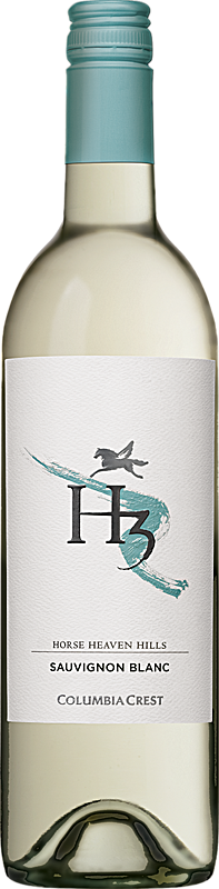Columbia Crest H3 Sauvignon Blanc Horse Heaven Hills Alternative Bottle Shot