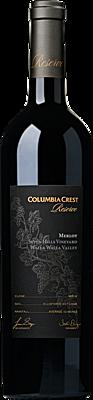 Columbia Crest 2016 Reserve Merlot Seven Hills Vineyard Walla Walla Valley
