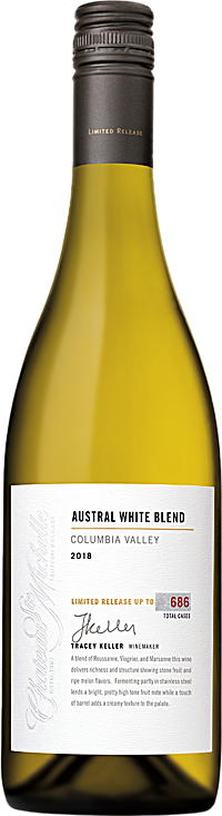 Chateau Ste. Michelle 2018 Limited Release Austral White Wine Columbia Valley