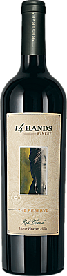 14 Hands 2014 The Reserve Red Wine Blend Horse Heaven Hills