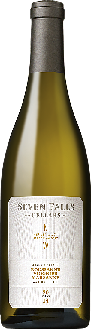 Seven Falls Cellars GPS White Wine Blend  Wahluke Slope