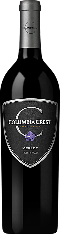 Columbia Crest 2009 Grand Estates Merlot Columbia Valley