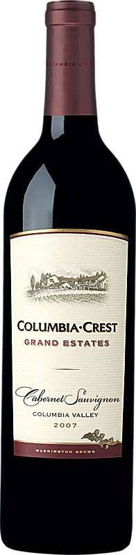 Columbia Crest 2009 Grand Estates Cabernet Sauvignon Columbia Valley