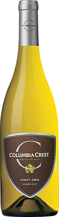 Columbia Crest 2012 Grand Estates Pinot Gris Washington State