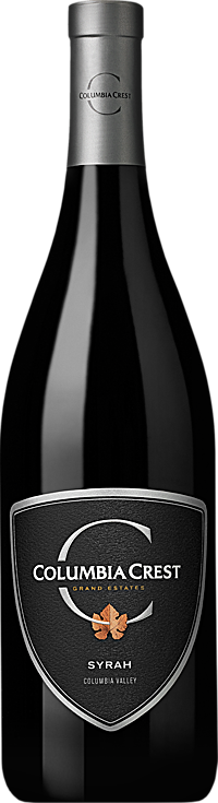 Columbia Crest 2012 Grand Estates Syrah Columbia Valley