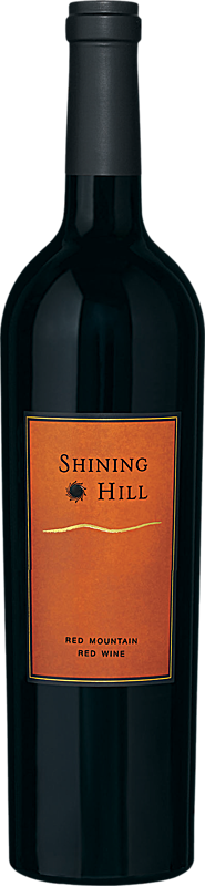 Shining Hill Red Blend Bottle