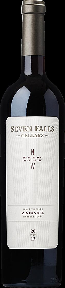 Seven Falls Cellars GPS Zinfandel  Wahluke Slope