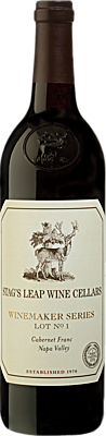 Stag's Leap Wine Cellars Winemaker Series Lot 1 Napa Valley Cabernet Franc Napa Valley