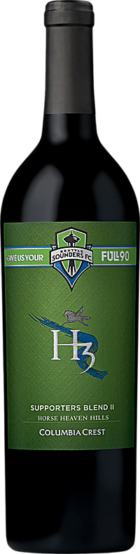 Columbia Crest 2014 H3 Supporters Blend II Horse Heaven Hills