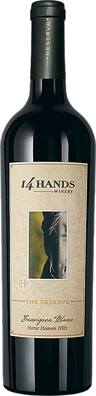 14 Hands Winery The Reserve Sauvignon Blanc Bottle