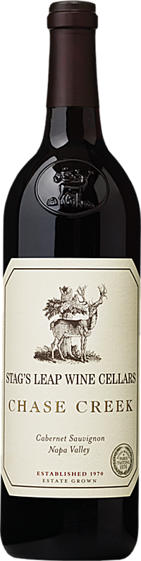 Stag's Leap Wine Cellars CHASE CREEK Cabernet Sauvignon Napa Valley