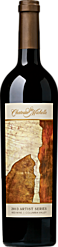 Chateau Ste. Michelle Winery Artist Series Red Wine Bottle