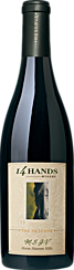 14 Hands Winery The Reserve MSGV Red Blend Bottle