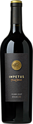 Chateau Ste. Michelle IMPETUS Red Wine Bottle
