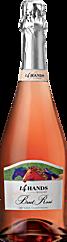 14 Hands Winery Brut Rosé Bottle