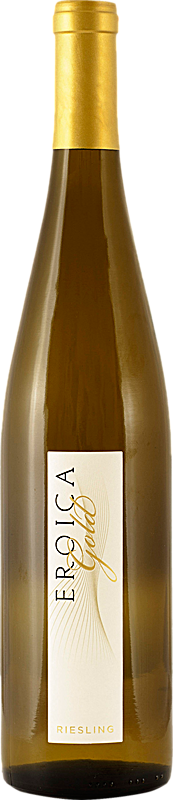 Eroica Gold Riesling Bottle
