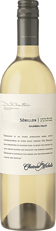 Chateau Ste. Michelle 2015 Limited Release Sémillon Columbia Valley
