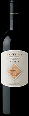 La Braccesca Santa Pia Vino Nobile di Montepulciano Vino Nobile di Montepulciano DOCG