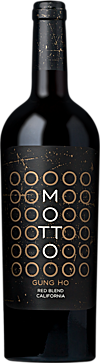 Motto Gung Ho Red Wine Blend California