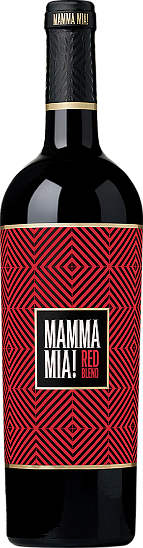 Mamma Mia Red Wine Blend Vino d'Italia