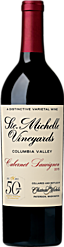 Chateau Ste. Michelle 2015 Cabernet Sauvignon - Special Anniversary Bottling Columbia Valley