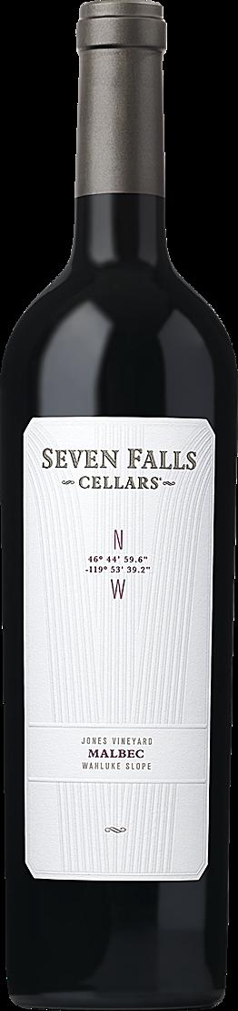 Seven Falls Cellars GPS Malbec Wahluke Slope