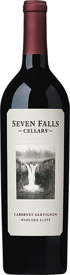 Seven Falls Cellars 2014 Cabernet Sauvignon (previous label) Wahluke Slope
