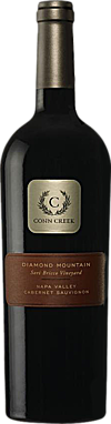 Conn Creek 2013 Cabernet Sauvignon, Sori Bricco Vineyard Diamond Mountain
