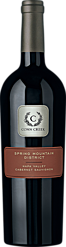 Conn Creek 2013 Cabernet Sauvignon, Crowley Vineyard Spring Mountain
