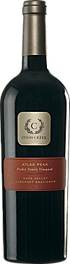 Conn Creek 2013 Cabernet Sauvignon, Probst Vineyard Atlas Peak