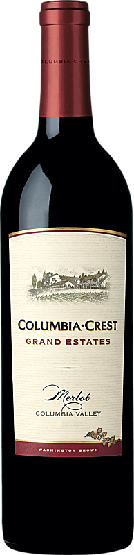 Columbia Crest 2008 Grand Estates Merlot Columbia Valley