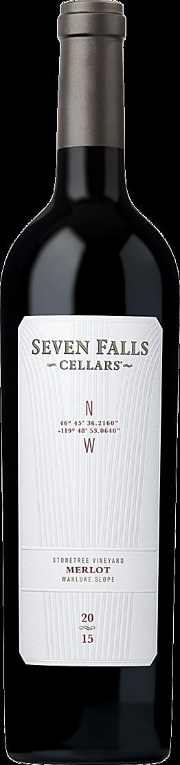 Seven Falls Cellars GPS Merlot Wahluke Slope