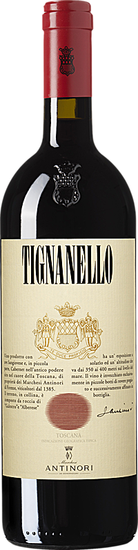 Antinori Tignanello Toscana IGT