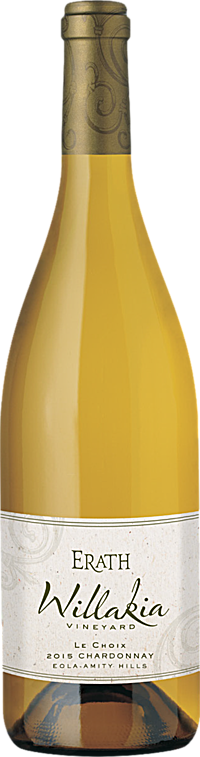Erath Le Choix Chardonnay Willamette Valley