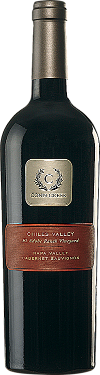 Conn Creek 2013 Cabernet Sauvignon, El Adobe Ranch Vineyard  Chiles Valley