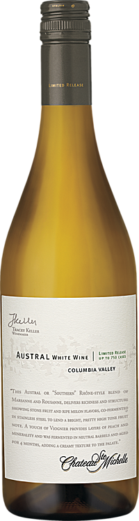Chateau Ste. Michelle 2016 Limited Release Austral White Wine Columbia Valley